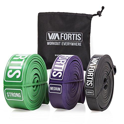 VIA FORTIS Premium Fitnessbänder